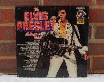 The Elvis Presley Collection, Vol.2, 1970's, Vinyl record