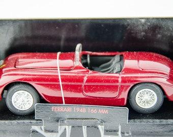 Shell Collezione Classico 1948 Ferrari 166 MM 1/43 Diecast