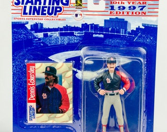 Starting Lineup 1997 MLB Dennis Eckersley Action Figure St. Louis Cardinals