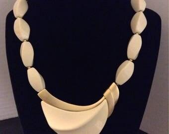Trifari Kunio Matsumota Vintage c1970's Necklace