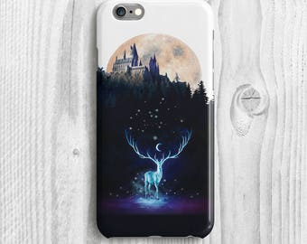 Harry Potter the nocturnal deer  samsung S5  Samsung S6 samsung s7 edge  Samsung s8 IPhone 4 s IPhone 5 s IPhone 6 Plus IPhone 7 case