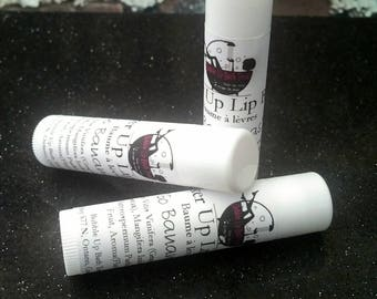 Pucker Up Lip Balm -Banana-Nut free- gift for her