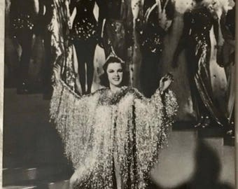 Four pictures of Judy Garland