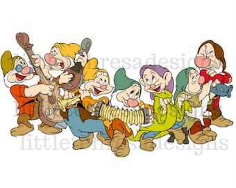 The Seven Dwarfes