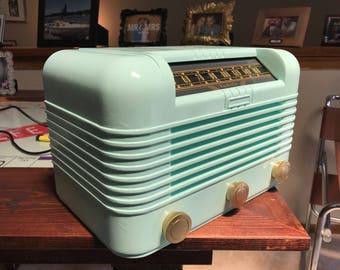 Retro 1950's Radiola Bluetooth Speaker