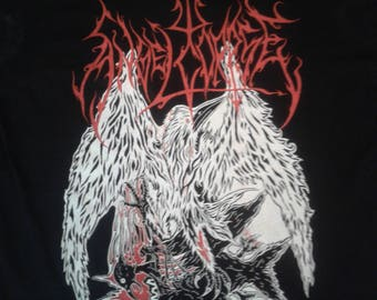 Angelcorpse Vomit War Shirt (Osmose Productions)