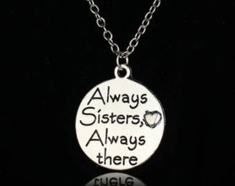 Always sisters always there