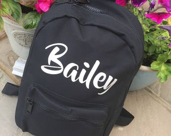 Mini Backpack - Personalised by You!