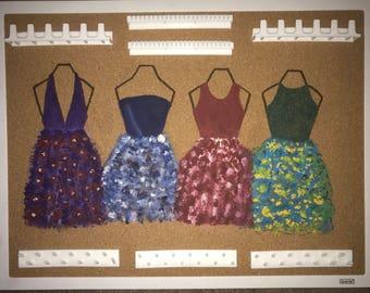 Fashion Jewelry Board
