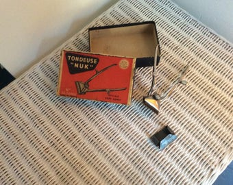 Mower for ladies vintage with box