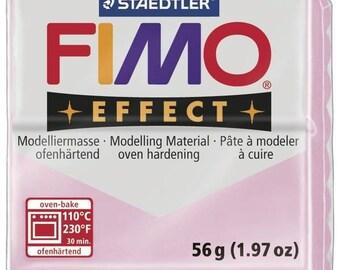 Pâte Fimo 57 g Effect Pierre précieuse Rose quartz 8020.206 - Fimo