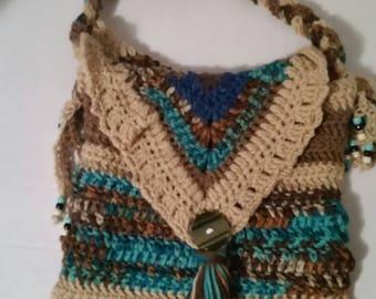 Indie BoHo Gypsy Handbag