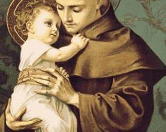 Saint Anthony Gris Gris Bag