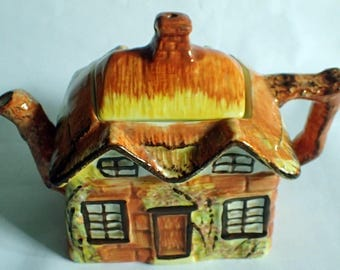 A Price Kensington Cottageware Teapot.