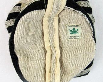 Yoga bag fair trade boho hippie handmade
