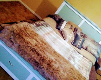 Queen Bed Frame Makeover DIY Remodel