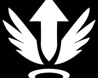 Mercy Ultimate Decal (Heroes Never Die!)