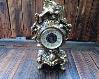 Antique Mercedes Mantel Clock