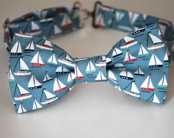 Beach Bow Tie