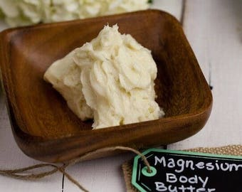Whipped Soothing Magnesium & Lavender Body butter