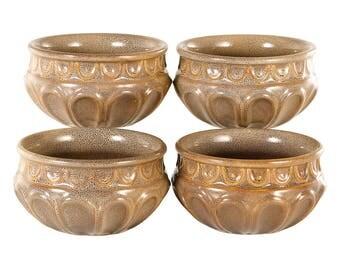 Milano Stoneware Bowls Set of 4