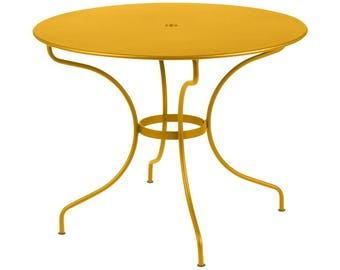 "Outdoor table - Fermob Opera 38"" patio table"