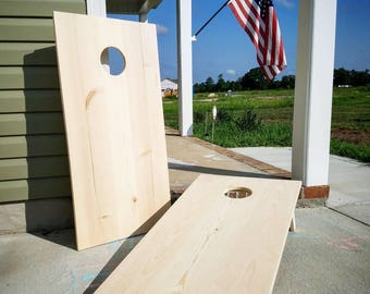 Unfinished Cornhole Boards