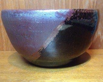 Stoneware bowl handmade