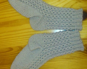 Homemade children's socks G5. 26/27