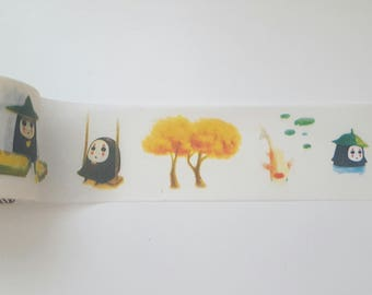 Lovely Kawaii Washi Tape