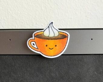 Cute Cup webcam cover !Custom!