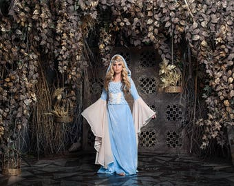 Flower Spirit Elven Dress