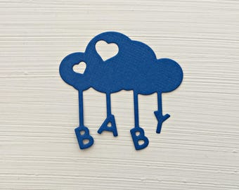 Baby Cloud Mobile Die Cuts