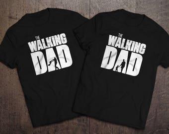 The Walking Dad - Father's Day Shirt