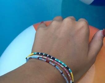 Sead bead bracelsres