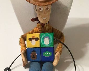 Toy story mini canvas