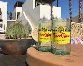 Topo Chico Tumblers (4 Pack)++Local Pick-Up