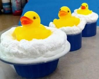 Rubber Ducky soap