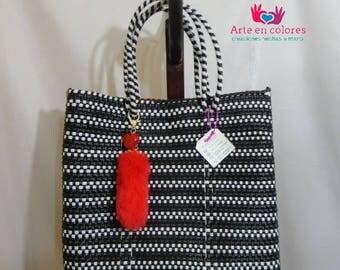 Handmade Oaxacan craft bags