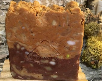 Handmade Rustic Soap – Ylang Ylang and Bergamot