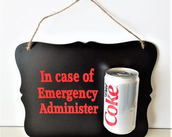Diet Coke Sign