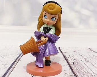 Aurora - Beautiful sleeping beauty - Sleeping Beauty - figurine Cake topper, Disney