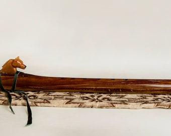 Redwolf indian spirit flute