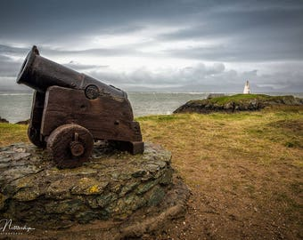 Llannddwyn Island, Anglesey, North Wales