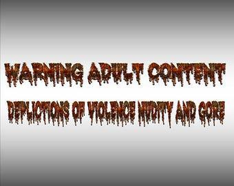 Bifurcated Corpse - Haunted House Halloween Prop -The Walking Dead - Zombie