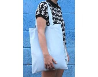 Blue! Corduroy Shoulder Bag