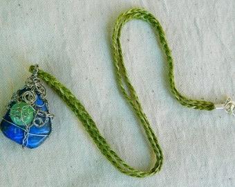 Lapis Lazuli and Aventurine Rendentif