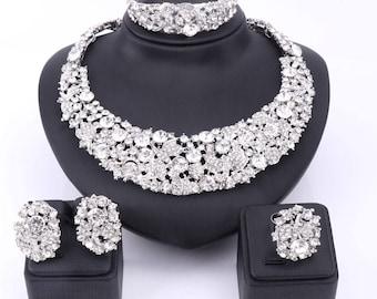 Luscious eye candy jewelry set