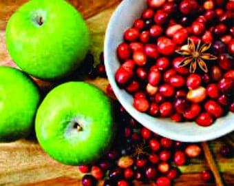 Cranberry Apple   - A Candle Supply Co. - Premium Fragrance Oil
