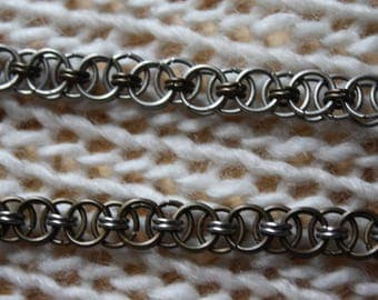 Chain Mail Bracelet [Available In Two Colors]